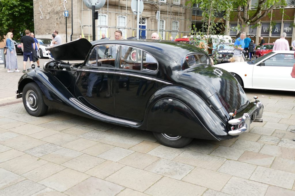 1950 Jaguar Mk. V