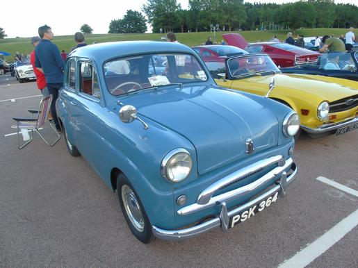 1950s Standard Ten