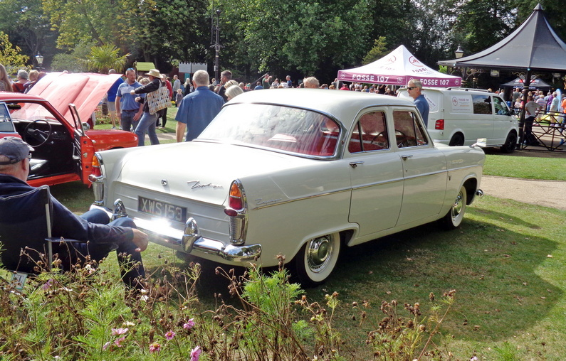 c.1958 Ford Zephyr Mk.II