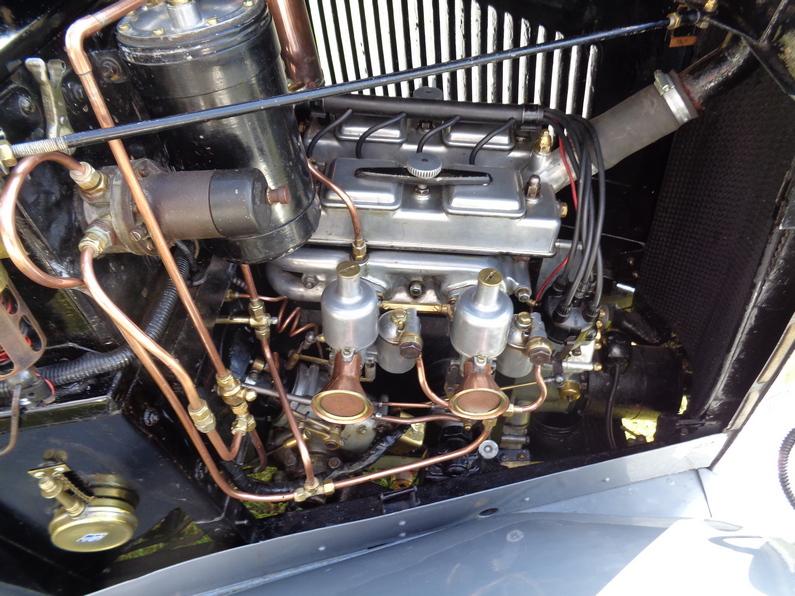 Riley 9 Engine