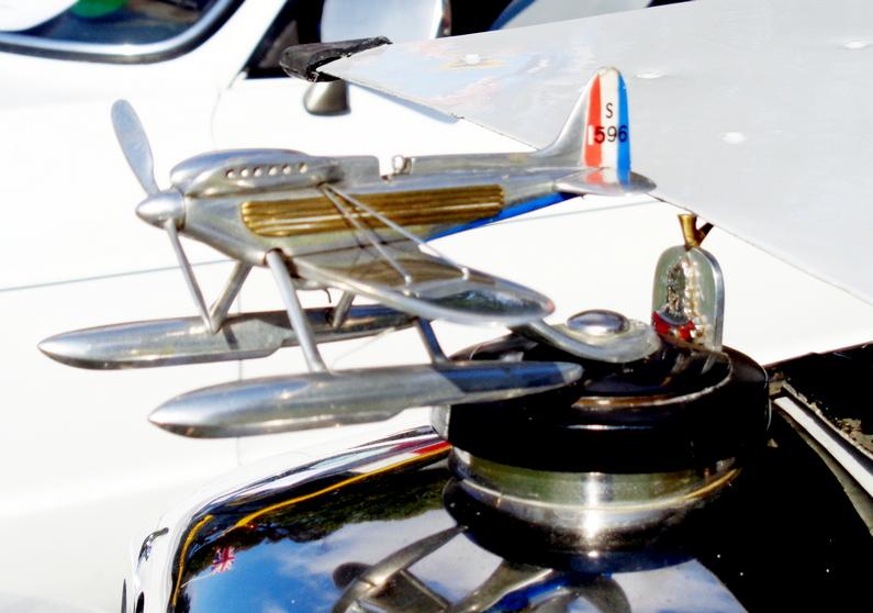 Supermarine S5 Rad Cap Mascot