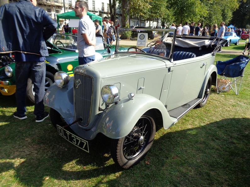 c.1938 Austin Seven Ruby Tourer