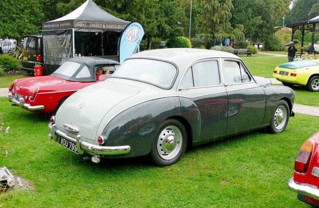 c.1958 MG Magnette Saloon