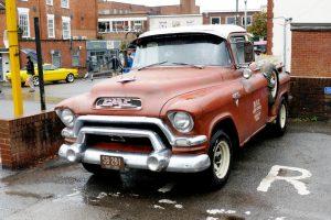 1956 GMC Pick Up Truck