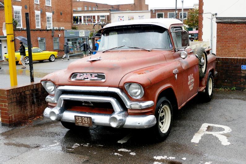 c. 1956 GMC Pick Up Truck