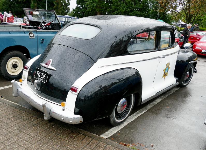 c.1948 Plymouth Special De Luxe