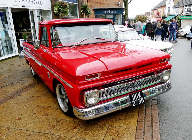 1960s Chevrolet Pick Up Truck