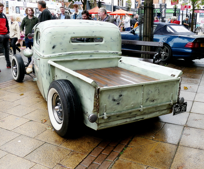 1930s Ford Hot Rod Pick Up Truck
