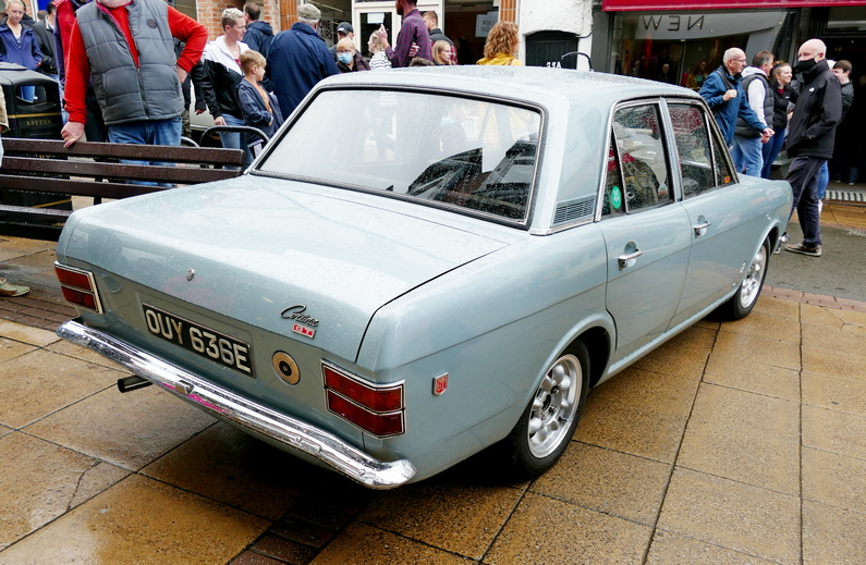 c.1968 Ford Cortina GT