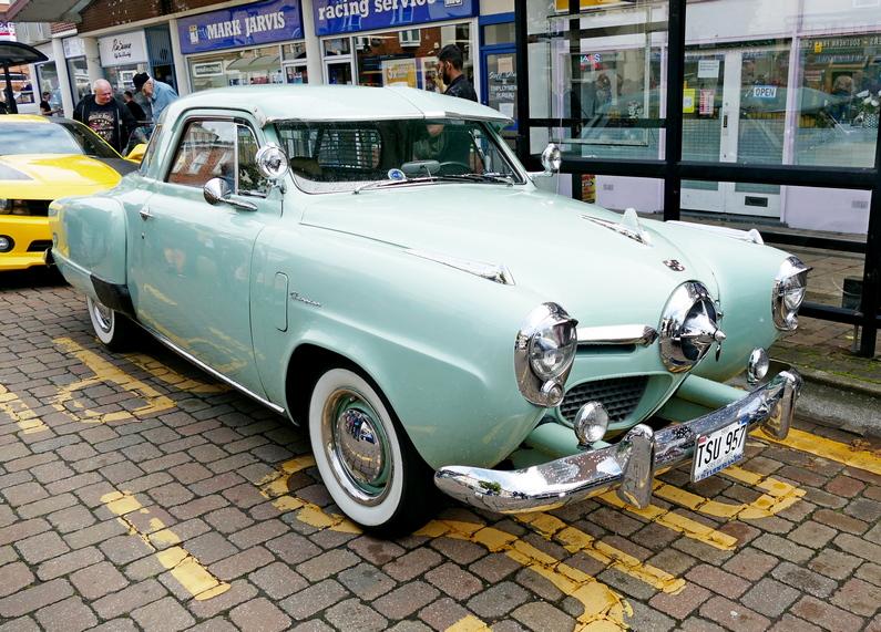 c.1950 Studebaker Champion Coupe