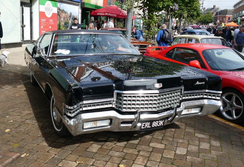 c.1972 Mercury Marquis Brougham 2 door hard top