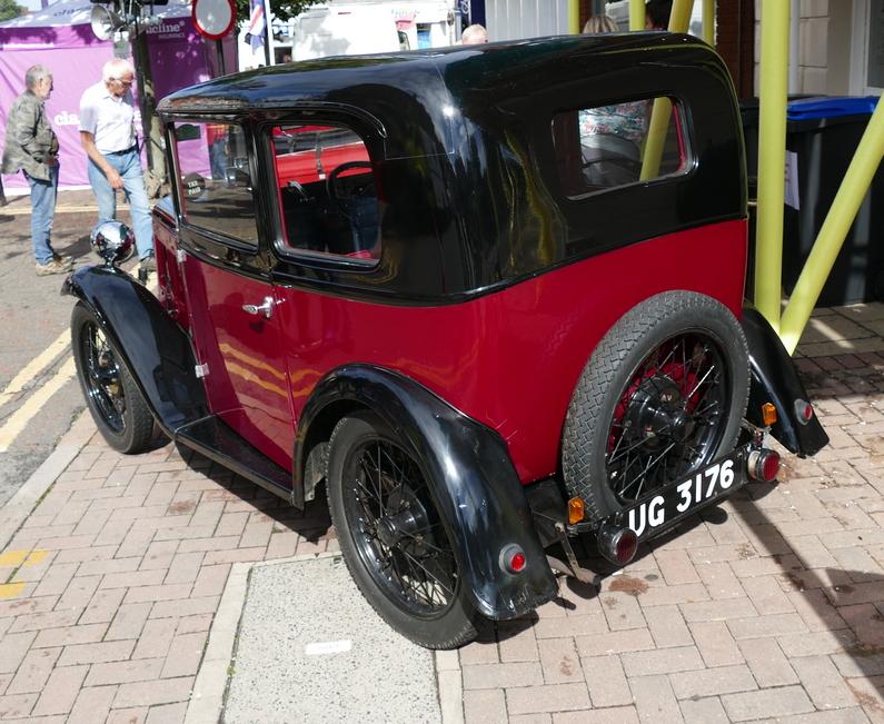 c.1928 Austin Seven Saloon
