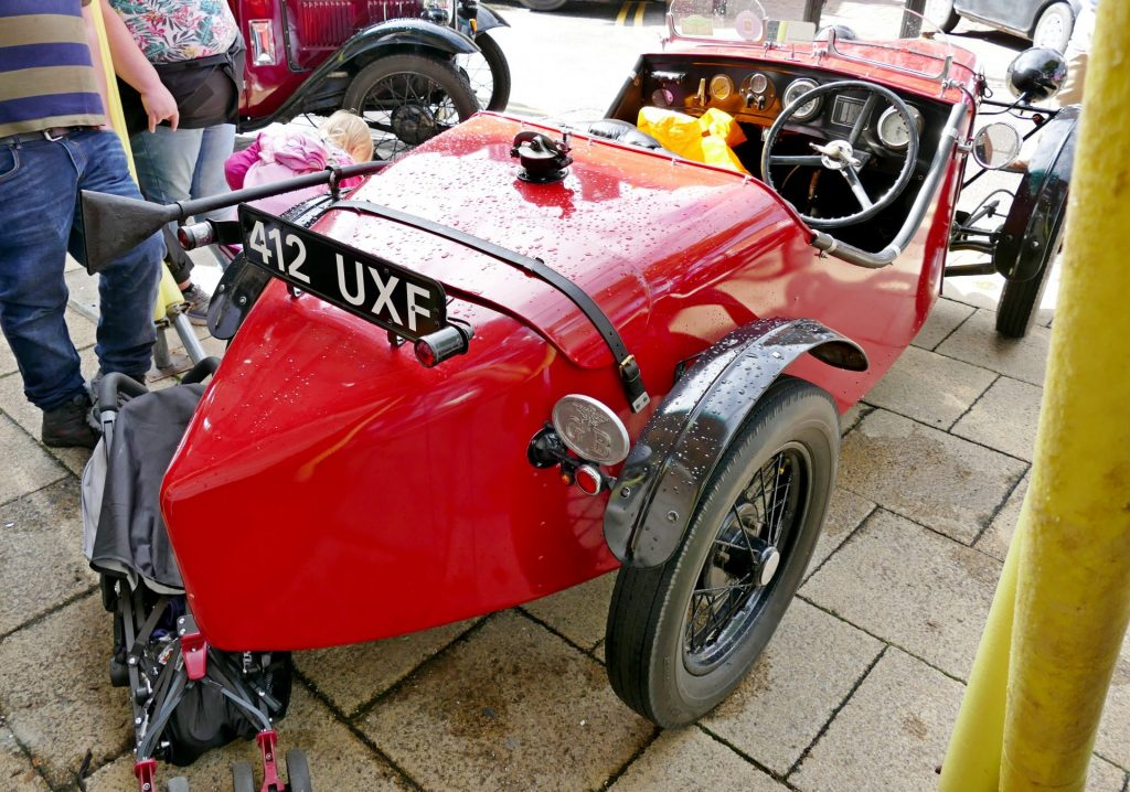 c.1930 Austin Seven Ulster Sports