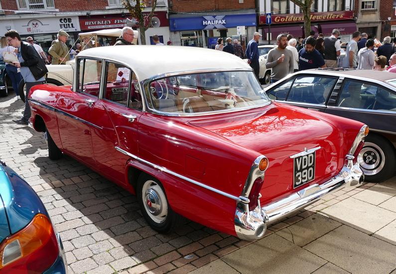 c.1958 Vauxhall Victor FA