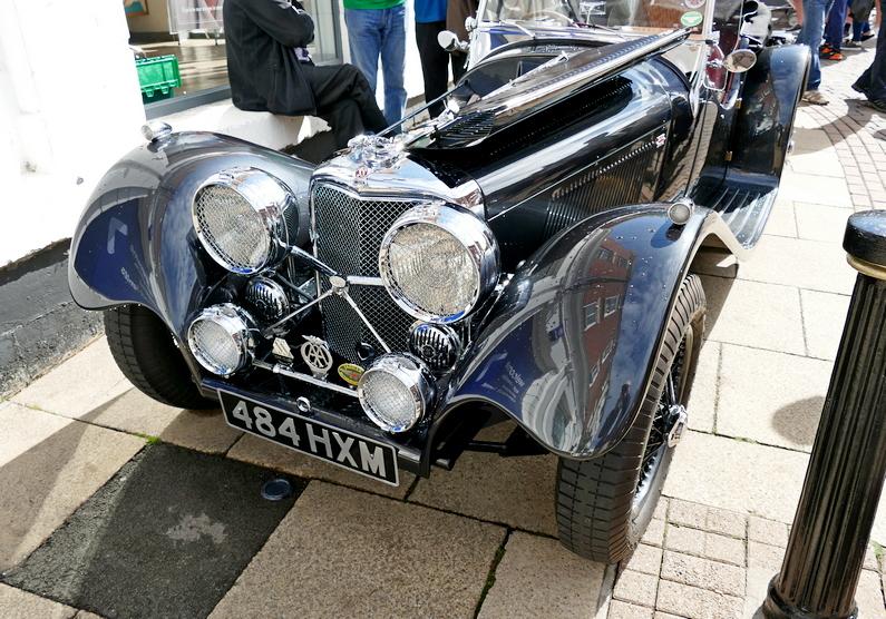 SS Jaguar 100