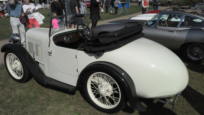 c.1929 Austin Swallow Tourer by the Swallow Sidecar & Coachbuilding Company