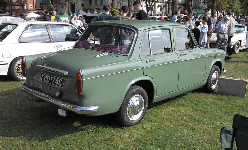 1965 Hillman Minx Series VI