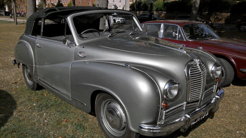 c.1952 Austin A70 Hereford DHC.