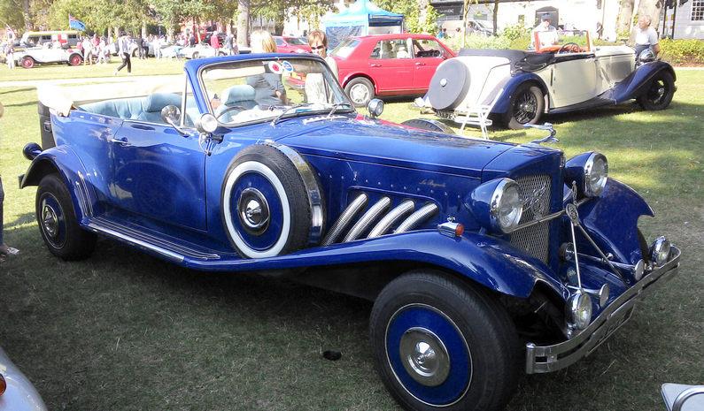 Beauford Tourer (Kit Car)