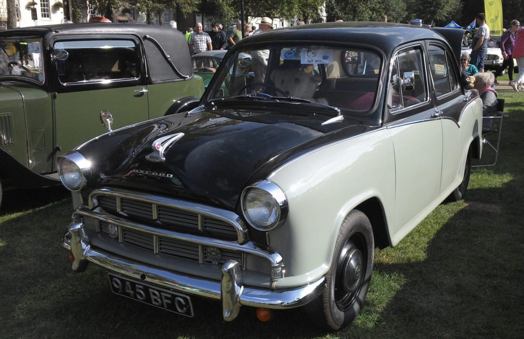 1950s Morris Oxford