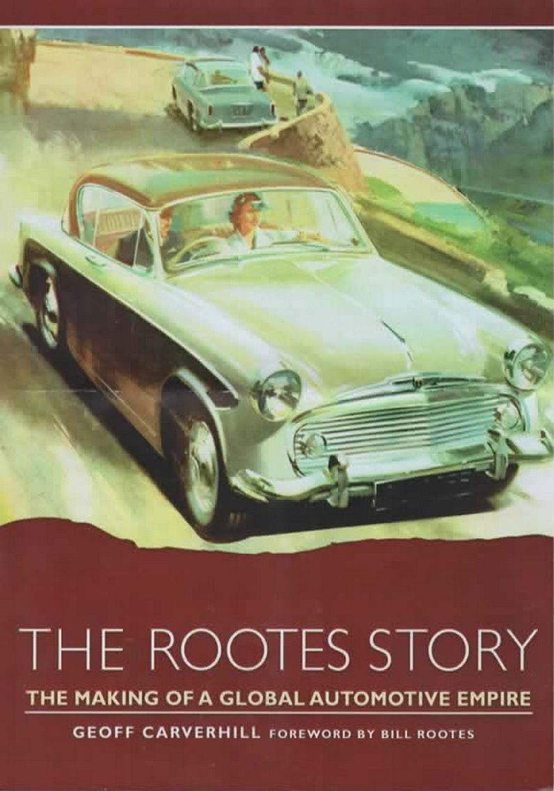 The Rootes Story book