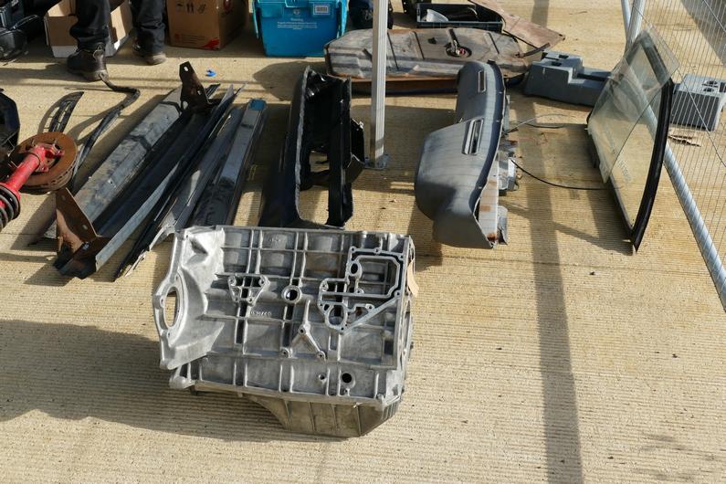 Lotus 911 Engine block