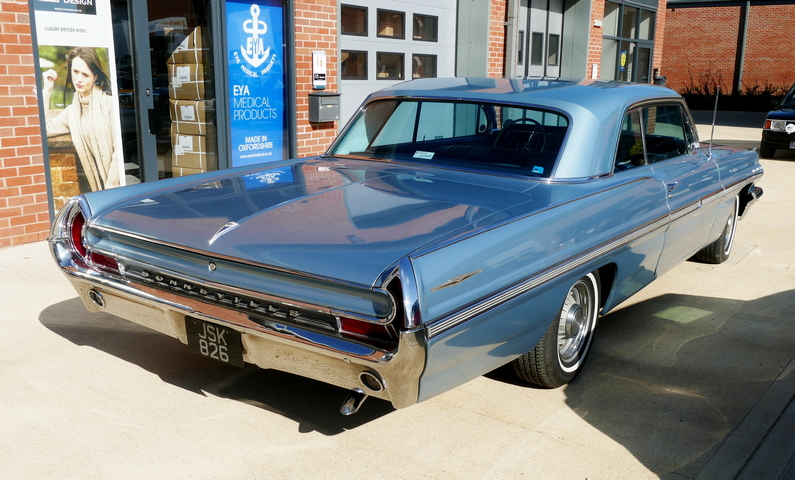 c.1962 Pontiac Bonneville Coupe